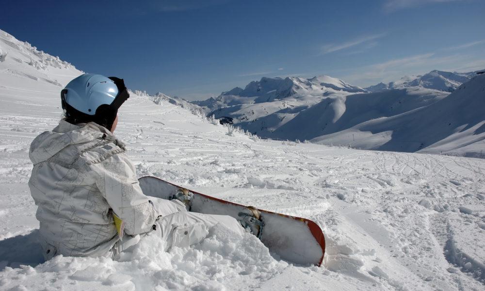 Ski alpin à La chaudane hébergement pour groupe de jeunes