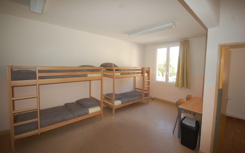 Hébergement adolescents aux Blacouas