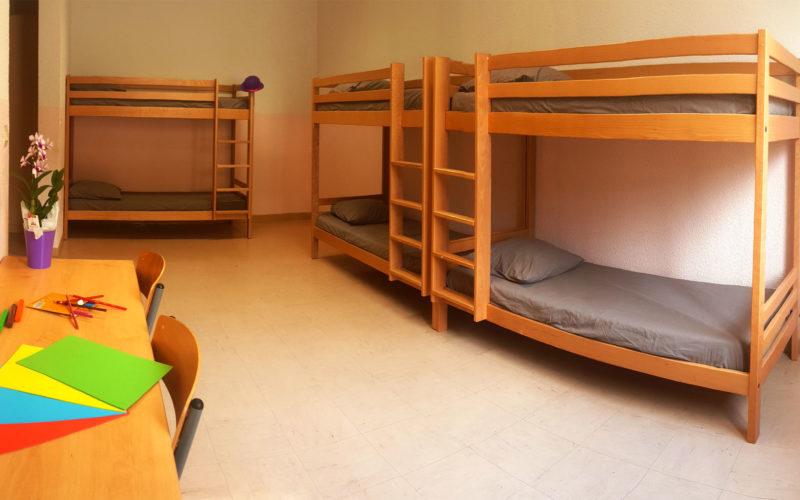 hébergement pour adultes et familles aux Blacouas